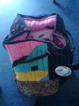 Schöner Rucksack, etwas anders wie auf dem bild
