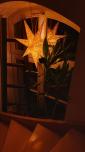 Very nice with cozy light