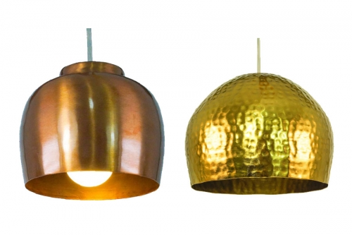 Industrial Style an Metal Lamps