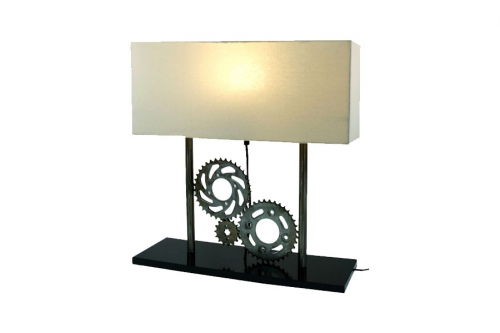 Industrial Style & Metal Table Lamps