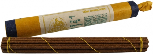 Yellow Jambala Incense