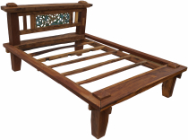 Double bed `Java` - model 2
