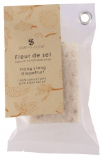 Handmade scented soap Fleur de Sel, 100 g Fair, Trade - Juniper-L..