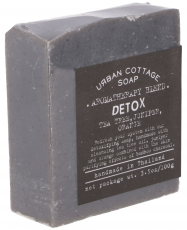 Handmade aromatherapy scented soap DETOX, 100 g, Fair Trade - Tea..