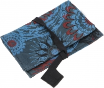 Tobacco pouch, printed tobacco pouch, rotating pouch made of bloc..