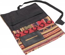 Tobacco pouch, tobacco bag, ethno twist bag - model 21