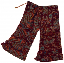 Beinstulpen, Goa Legwarmer - bordeaux