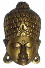 Gold+Buddha+mask%2C+carved+wall+decoration%2C+ethno+wall+decorati..