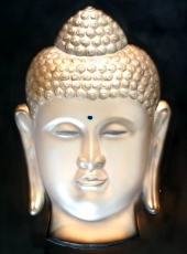 3-D Buddha Hologram Image - Model 8