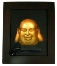 3-D Buddha Hologram Image - Model 4