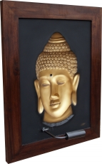 3-D Lucky Buddha Hologram Image - Model 1