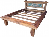 Double bed `Java` - Model 4