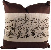 Ethno cushion cover, cushion cover, decorative cushion - Sample 4