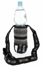 Water bottle bag, bottle holder Ethno - Model 7