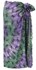 Bali sarong, wall hanging, wrap skirt, sarong dress - Celtic Geck..