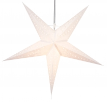 Foldable Advent Starlight Paper Star, Christmas Star Sirius