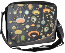 70`s up Retro Shoulder Bag, Laptop - Model 10