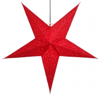Foldable Advent Starlight Paper Star, Christmas Star Mercury - re..