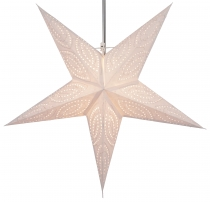 Foldable Advent Starlight Paper Star, Christmas Star Mercury - na..