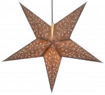 Foldable Advent Starlight Paper Star, Christmas Star Tantalos - b..