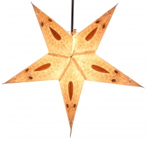 Foldable Advent Starlight Paper Star, Christmas Star Ontario
