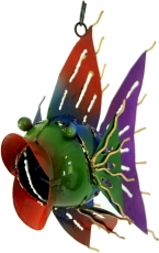 Colourful decorative fish from Indonesia - Design 13
