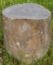 Flowstone table, stool - Model 2
