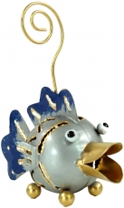 Photo holder fish