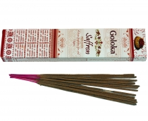 Goloka Incense Sticks - Saffron