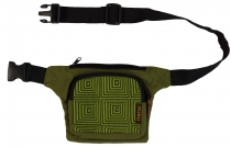 Belt bag Tara green