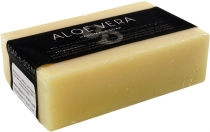 Handmade scented soap, 100 g Fair Trade - Aloe Vera