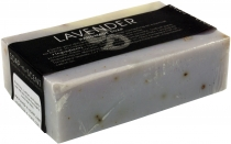 Handmade scented soap, 100 g Fair Trade - Lavender