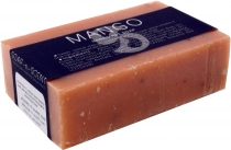 Handmade scented soap, 100 g Fair Trade - Mango