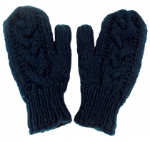 Gloves Fist - blue