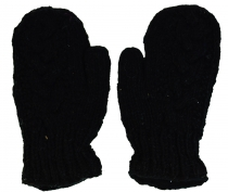 Gloves Fist - black