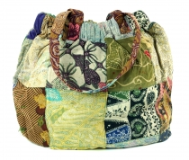 Hippie bag, patchwork shopper, shoulder bag
