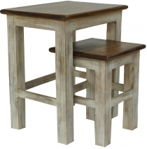 Stool, flower bench, side table