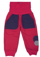 Children`s harem pants, pants that grow with the child, bloomers ..