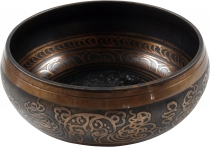 Singing bowl 14,5 cm from Nepal 7