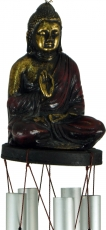 Sound play with Buddha red