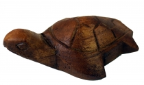 Carved small decorative figure - turtle 4