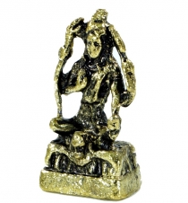 Small Shiva Talisman from India - Motif 3