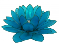 Lotus tea light shell 20 cm in 11 colors