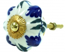 Furniture Knob Rose Ceramic - 36