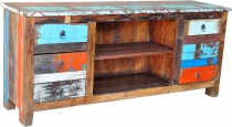 Massive Vintage Kommode, Highboard, Sideboard, Flurschrank - Mode..