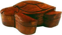Puzzlebox, Schmuckschatulle, Magic Box, Schachtel mit Geheim Vers..