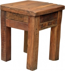 Rustic coffee table - Model 14