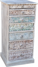 Drawer cabinet with 7 compartments - Model 4