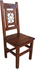 Colonial style chair R628 - Model 12