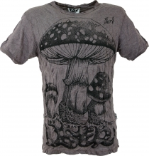 Sure T-Shirt toadstool - taupe
